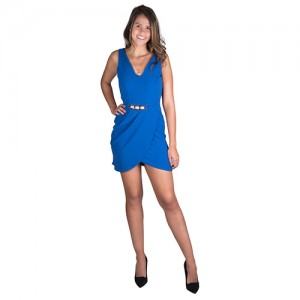 2093_blue short dress_1
